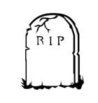 RIP Shelton Family Read tombstone
